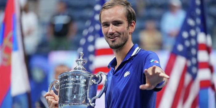 Russian Tennis Player Won US Open Championship